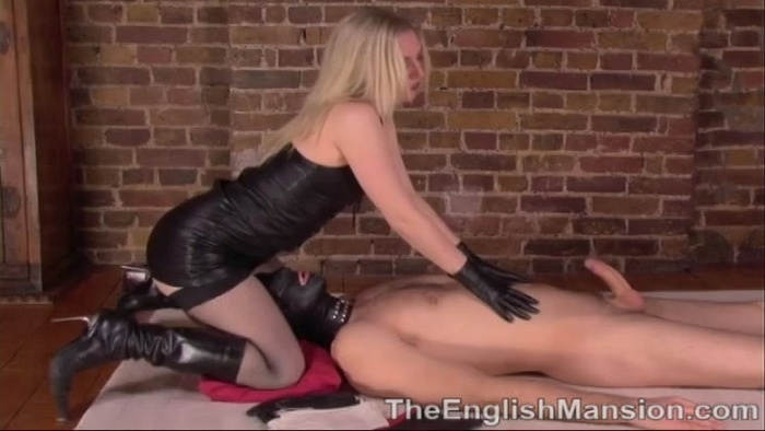Mistress Sidonia - Glove Sex Galore
