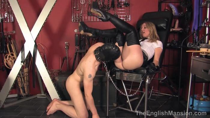 Mistress Sidonia - Manipulated by The Bitch