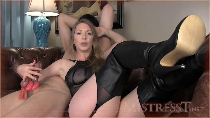 Mistress T - Cum Quick