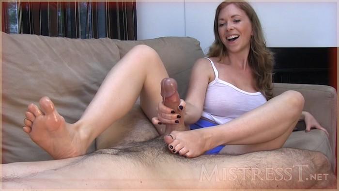 Mistress T - Sucker For Sisters Feet