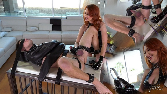 Femdom Empire - Kendra James - Involuntary Anal Stretch