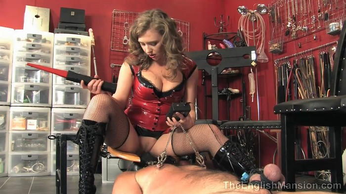 Mistress T - Harsh Instruction